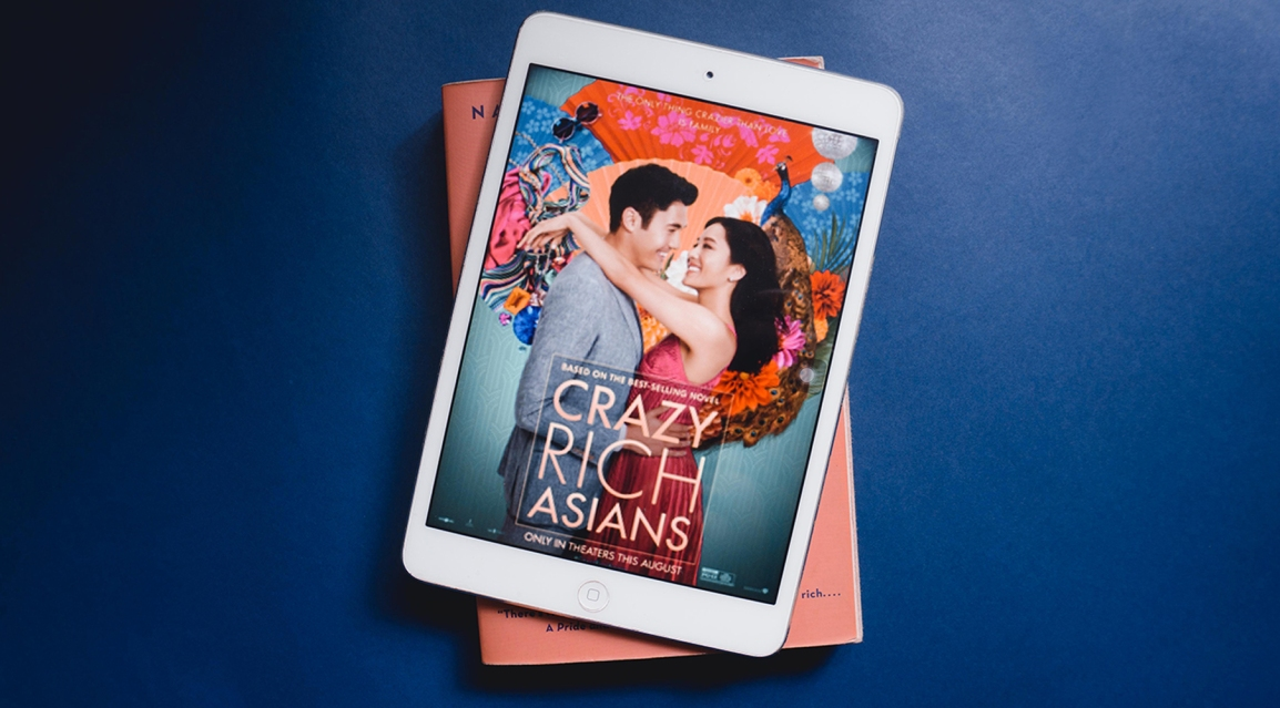 What I Feel About Crazy Rich Asians