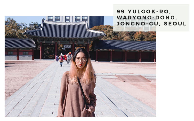 TD :: A Step Outside The City ::CHANGDEOKGUNG-01