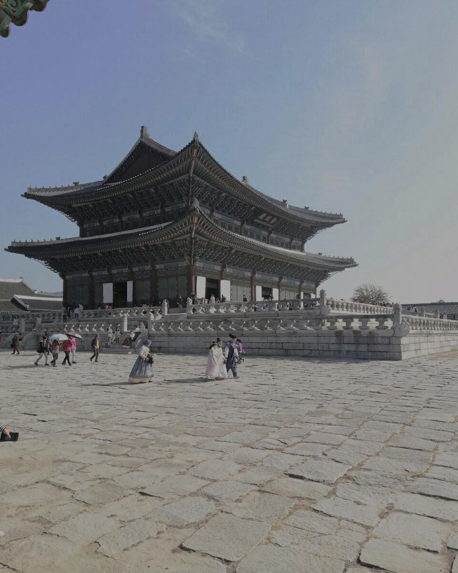 TD A Step Outside The City Gyeongbokgung Palace -22