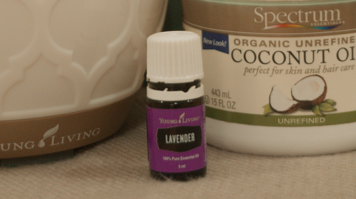 Weekly DIY Hair Mask with Essential Oils