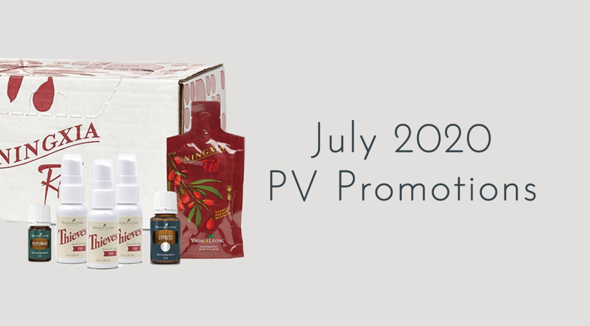 July 2020 PV Promotions